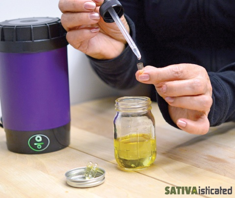 The Ardent Cannabis Nova Decarboxylator Infuses Too | Ardent Herbal